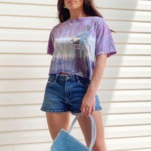 jimi hendrix tie dye t-shirt 2000
